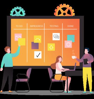 Le mode AGILE en gestion de projet ? Qu'est-ce que c'est ?