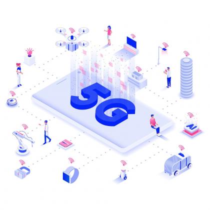 La 5G et l'informatique edge vont connaître une forte croissance en 2021 selon le cabinet Deloitte.
